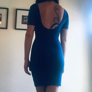 Sexy American Apparel Blue Dress!